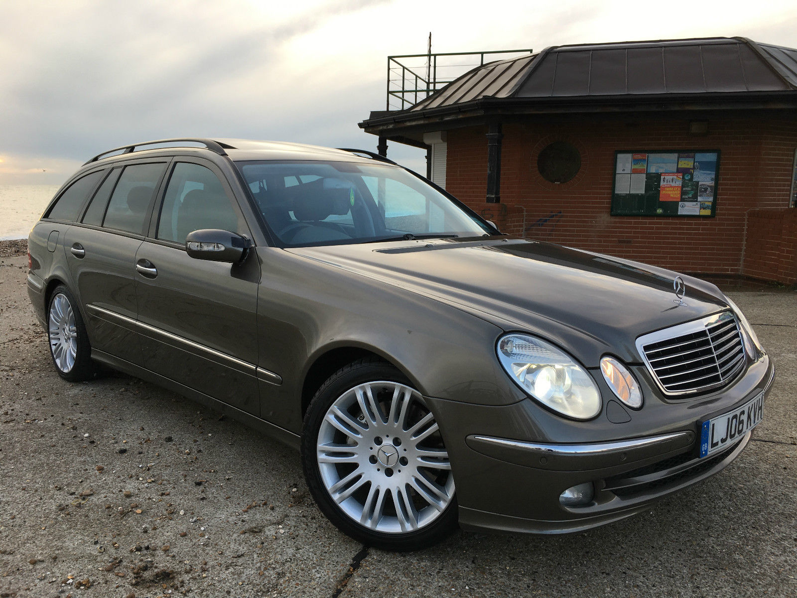 Mercedes Benz E Used Cars