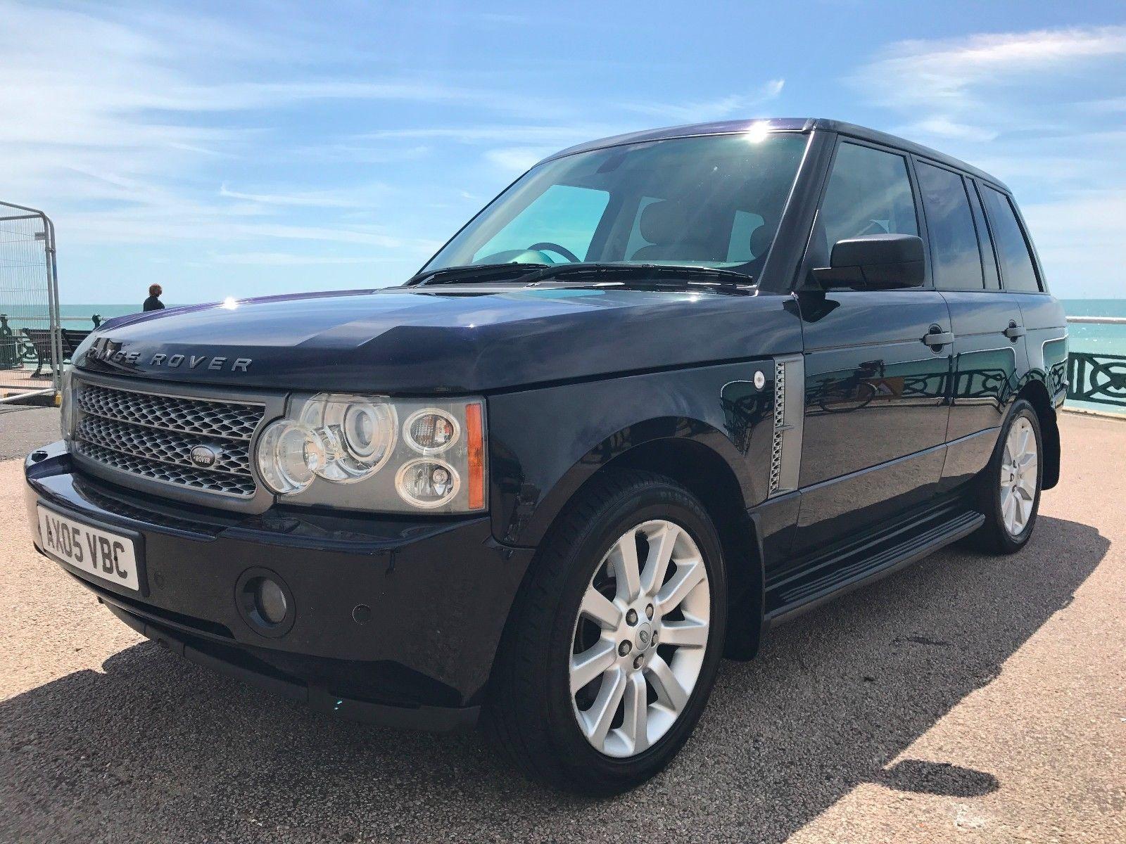 2005 range rover td6 vogue 1 front m cars. Black Bedroom Furniture Sets. Home Design Ideas