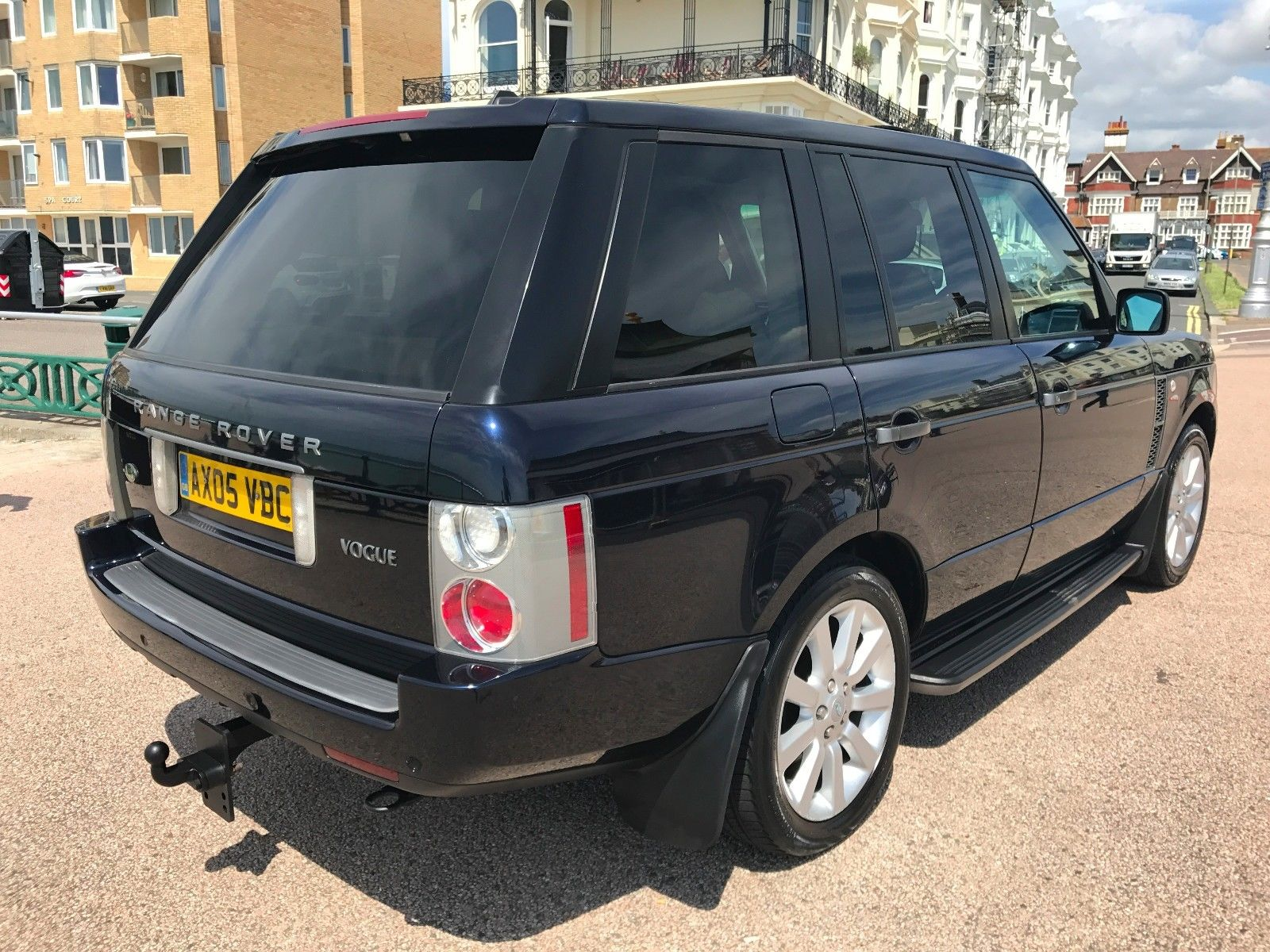 2005 range rover td6 vogue 5 back m cars. Black Bedroom Furniture Sets. Home Design Ideas