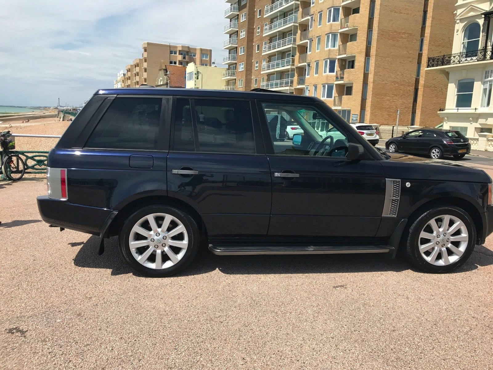 2005 Range Rover Td6 Vogue 6 Side M Cars