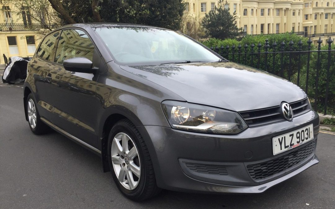 2010 volkswagen polo se tdi 75 grey m cars. Black Bedroom Furniture Sets. Home Design Ideas