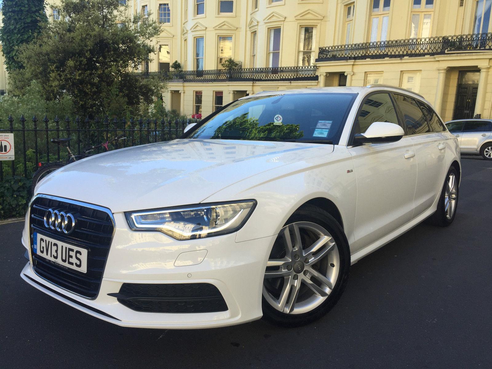 2013 Audi A6 S Line 2 Front M Cars