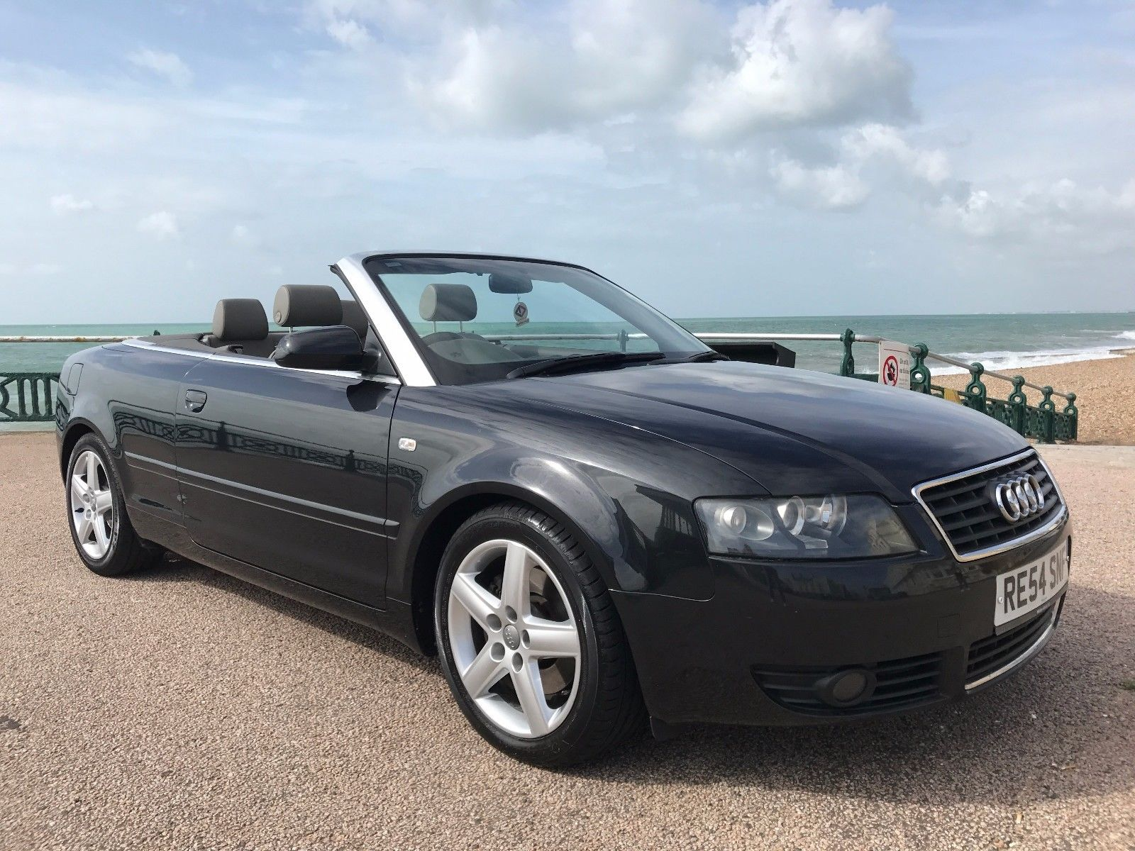 2005 Audi A4 Convertible 1 Front M Cars